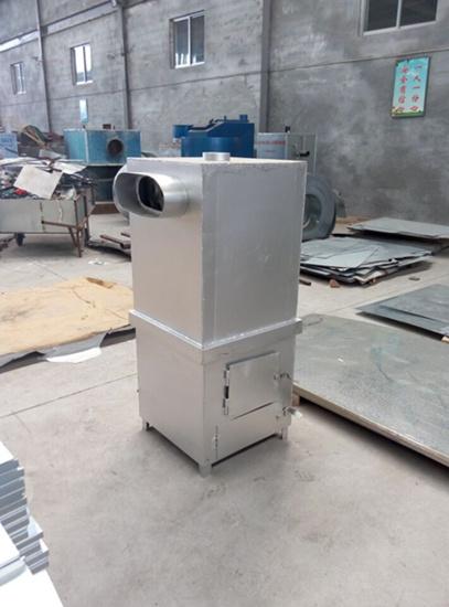 小型育雏专用热风炉